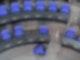 Der inzwischen auf 709 Sitze angewachsene Bundestag soll kleiner werden. Foto: Michael Kappeler/dpa