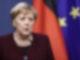 In ihrem Podcast warnt Bundeskanzlerin Angela Merkel: «Es stehen schwierige Monate bevor.». Foto: Kenzo Tribouillard/AFP Pool/AP/dpa
