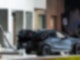 Ein zerstörter PKW steht nach einem Unfall im Frankfurter Ostend. Bei einer tödlichen Kollision inFrankfurt/Main hat derSUVmehrere Menschen erfasst. Foto: Silas Stein/dpa