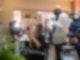 Nach zweieinhalbmonatiger Zwangspause wegen der Corona-Pandemie sind bereits in der Nacht die ersten Friseure wieder ihrer Arbeit nachgegangen. Foto: Bernd Thissen/dpa