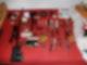 Das vom hessischen Landeskriminalamt in Hanau zur Verfügung gestellte Foto zeigt beschlagnahmte Waffen. Foto: -/LKA Hessen/dpa