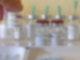 Die Impfstoffe von AstraZeneca stehen im Impfzentrum Apolda (Thüringen) für die Corona-Schutzimpfung bereit. Foto: Michael Reichel/dpa-Zentralbild/dpa