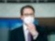 Andreas Scheuer (CSU), Bundesminister für Verkehr und digitale Infrastruktur, als Zeuge in einer Sitzung des Maut-Untersuchungsausschusses des Bundestags. Foto: Kay Nietfeld/dpa
