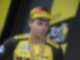 Der Niederländer Dylan Groenewegen vom Team Jumbo-Visma gibt nach neunmonatiger Sperre beim Giro d'Italia sein Comeback. Foto: Yorick Jansens/BELGA/dpa