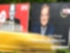 Wahlplakate mit dem SPD-Spitzenkandidaten Olaf Scholz und Armin Laschet von der CDU. Foto: Arne Dedert/dpa