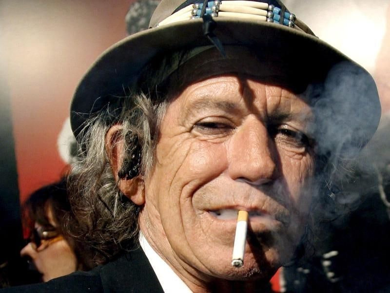 Keith Richards Tod