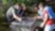 Drachenkinder spenden Outdoor-Kicker an St. Lukas-Klinik